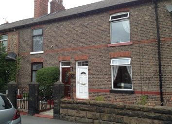 Thumbnail 2 bed terraced house to rent in Navigation Road, Altrincham