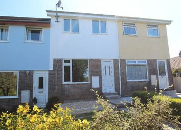 Thumbnail 3 bed terraced house to rent in Bosworgey Close, St. Columb