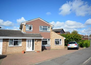 Thumbnail 4 bed link-detached house for sale in Porters Close, Deanshanger, Milton Keynes