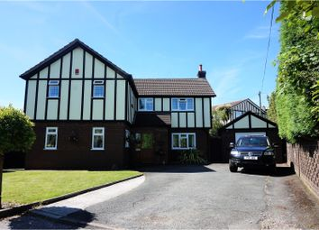 Thumbnail 4 bedroom detached house for sale in Heritage Close, Saltash