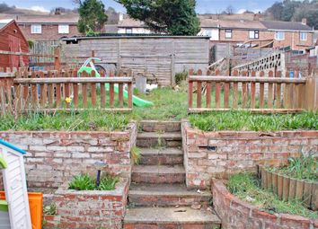 Thumbnail 3 bed terraced house for sale in Westbury Road, Dover, Kent