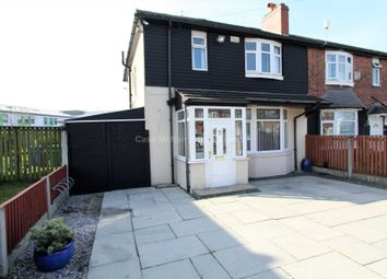 Thumbnail 3 bed semi-detached house for sale in Holmcroft Road, Manchester