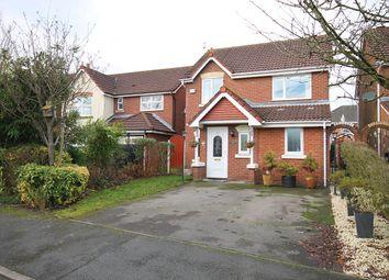 Thumbnail 4 bed detached house for sale in Penrose Gardens, Penketh, Warrington