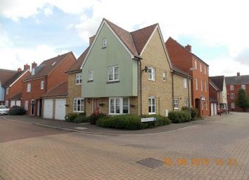 Thumbnail 4 bed link-detached house to rent in Flavius Way, Colchester