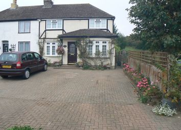 Thumbnail 4 bed semi-detached house for sale in Cudham Lane North, Green Street Green, Kent