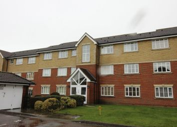 Thumbnail 2 bedroom flat to rent in Armstrong Close, Borehamwood