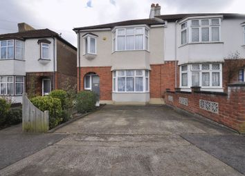 Thumbnail 3 bed semi-detached house for sale in Egmont Road, New Malden