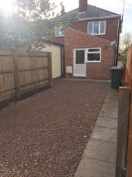 Thumbnail 2 bed semi-detached house to rent in Witham Bank East, Boston