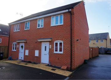 Thumbnail 2 bedroom end terrace house to rent in Palmer Road, Faringdon