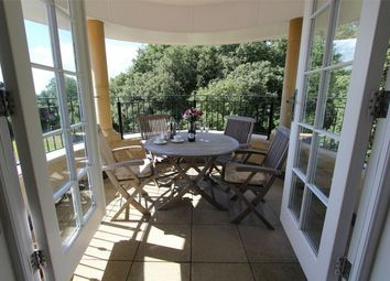 Thumbnail 2 bedroom flat for sale in West Overcliff Drive, Westbourne, Bournemouth