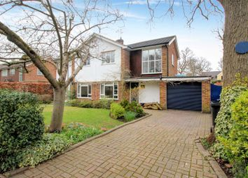 Thumbnail 4 bedroom semi-detached house to rent in Dartnell Park Road, West Byfleet