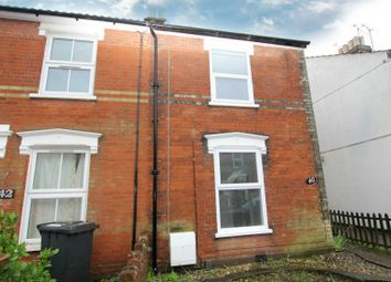 Thumbnail 2 bed end terrace house to rent in Parade Road, Ipswich