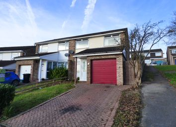 Thumbnail 3 bed semi-detached house to rent in Primrose Way, Lydney