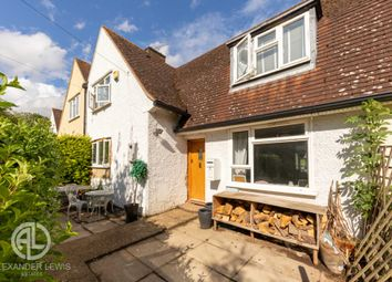 Thumbnail Terraced house for sale in Whitwell Road, St Pauls Walden