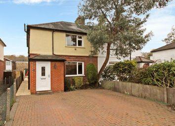 3 bed semi-detached house for sale in Mytchett Road, Mytchett GU16