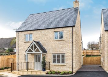 Thumbnail 4 bedroom detached house for sale in West End, Northleach, Cheltenham