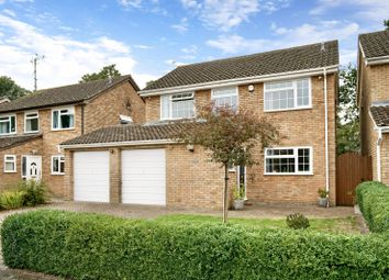 Thumbnail 4 bed detached house for sale in Willow Close, Little Paxton, St. Neots, Cambridgeshire