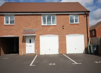 Thumbnail 2 bedroom flat to rent in Canberra Road, Carbrooke, Thetford