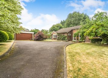 Thumbnail 3 bed detached bungalow for sale in Elwell Crescent, Dudley