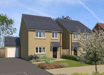 Thumbnail 3 bedroom detached house for sale in Beach Gardens, Waterbeach, Cambridge