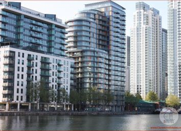 Thumbnail 1 bed flat to rent in Millharbour, Docklands