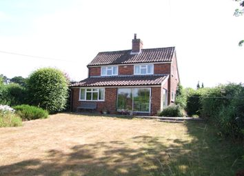 Thumbnail 3 bed detached house for sale in Flash Corner, Theberton, Leiston