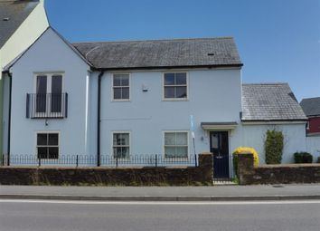 Thumbnail 2 bed flat to rent in Staddiscombe Road, Plymstock, Plymouth