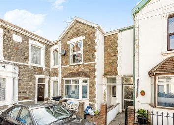 Thumbnail 2 bed terraced house for sale in Gloster Avenue, Eastville, Bristol