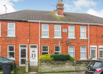 Thumbnail 3 bed terraced house for sale in Bulford Road, Durrington, Salisbury