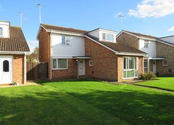 Thumbnail Detached house for sale in Auborn Gardens, Netherton, Peterborough