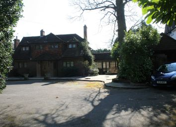 Thumbnail 5 bed property for sale in London Road, Sunningdale, Ascot