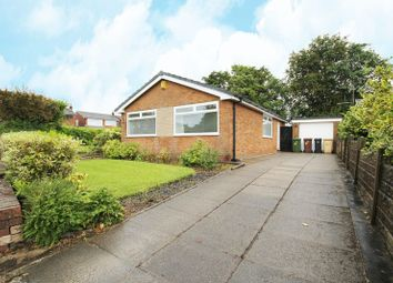 Thumbnail 2 bedroom detached bungalow for sale in Windover Close, Over Hulton, Bolton, Lancashire.
