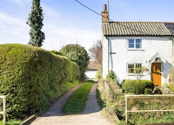Thumbnail 2 bed cottage for sale in Bailey Row, Sporle, King's Lynn