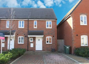Thumbnail 2 bed end terrace house for sale in Damson Drive, Didcot