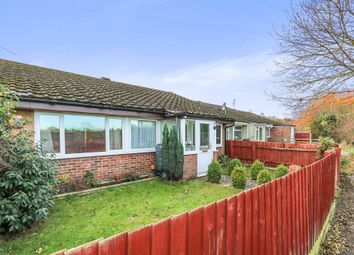 Thumbnail 3 bed semi-detached bungalow for sale in Broom Knoll, East Bergholt, Colchester