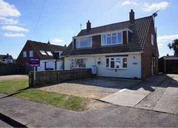Thumbnail 3 bed semi-detached house for sale in Linden Road, Aldeburgh