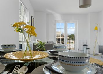 Thumbnail 2 bedroom flat for sale in Capricorn Way, Sherford, Plymouth