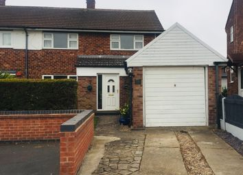 Thumbnail 3 bed semi-detached house for sale in Highfield Road, Mansfield, Nottinghamshire