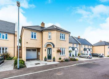 Thumbnail 4 bedroom detached house for sale in Brimsdown Avenue, Laindon, Basildon