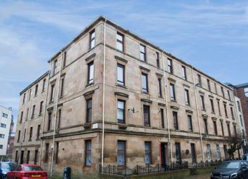 Thumbnail 2 bed flat for sale in Old Dumbarton Road, Glasgow