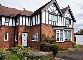 Thumbnail 4 bed detached house for sale in Hollyhedge Road, West Bromwich