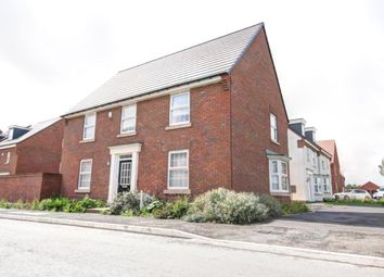 Thumbnail 4 bed detached house for sale in Edale Close, Washington