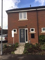 Thumbnail 2 bed end terrace house to rent in Sandwell Park, Kingswood, Hull