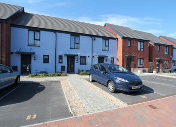 Thumbnail 2 bed terraced house for sale in Mariners, Mariners Way, Rhoose, Barry