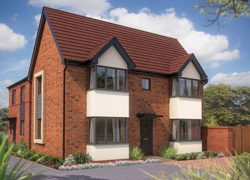 "Thumbnail 3 bed detached house for sale in ""The Sheringham"" at Barrosa Way, Whitehouse, Milton Keynes"