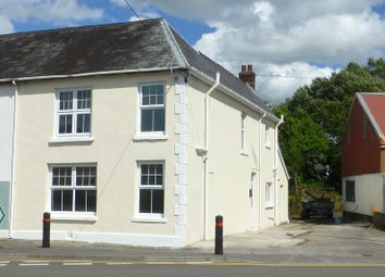 Thumbnail 3 bed end terrace house for sale in High Street, Llandybie, Ammanford, Carmarthenshire.
