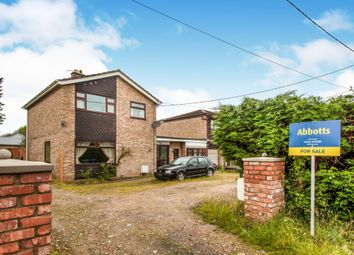 3 bed link-detached house for sale in Swavesey, Cambridge, Cambridgeshire CB24