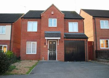 Thumbnail 4 bed detached house for sale in Auckland Close, Kingsthorpe, Northampton