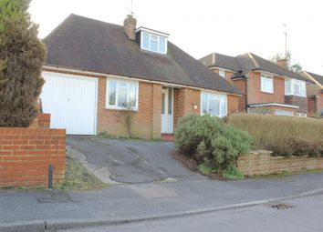 Thumbnail 2 bed bungalow for sale in Churchill Avenue, Aldershot