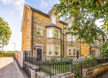 Thumbnail 4 bed semi-detached house for sale in West End Avenue, Harrogate, North Yorkshire
